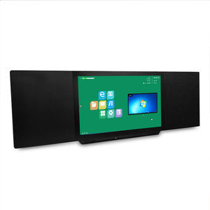 4K Hd Intelligente Nano Schoolbord Touch Screen Digitale Smart Elektronische Schoolbord Met Android Windows Systeem
