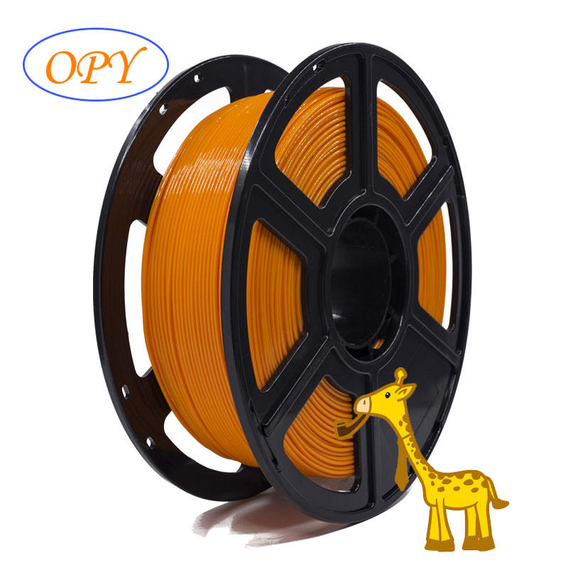 OPY High quality PLA Pro 3d printer filament with 1.75 and 3 mm diameter