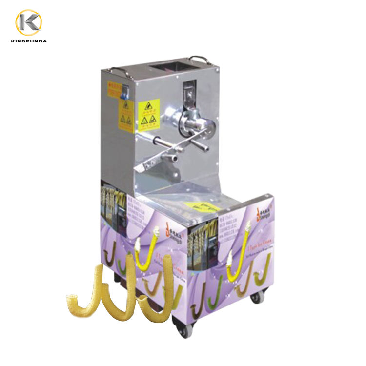 2020 Hot sell corn puffed machine J shape puffed snack machine
