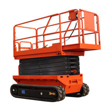 manual dingli scissor lift