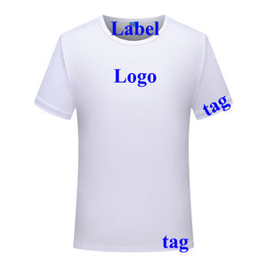 Fashion Cheap Custom Sublimation Print Men Dry Fit quick-drying t-shirt 100% Polyester T Shirt