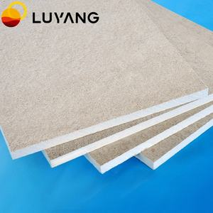 LUYANGWOOL 1100C 1260C Ceramic fiber Insulation board