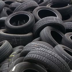 Brand New and Used Tyres (Tires)
