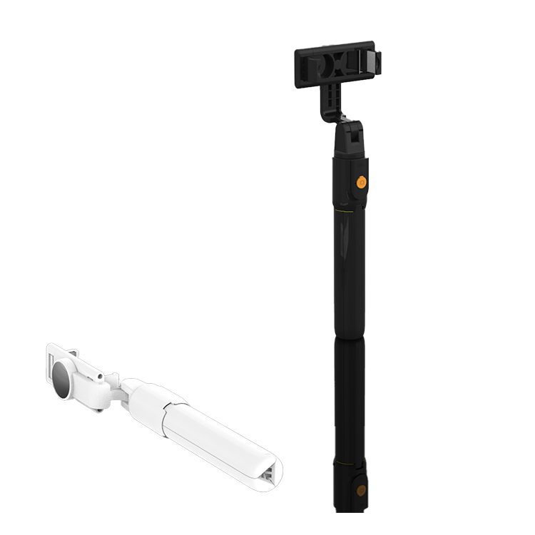 Professional Manufacturers Wholesale Rotatable Smartphone Blue-Tooth Tripod Selfie Stick