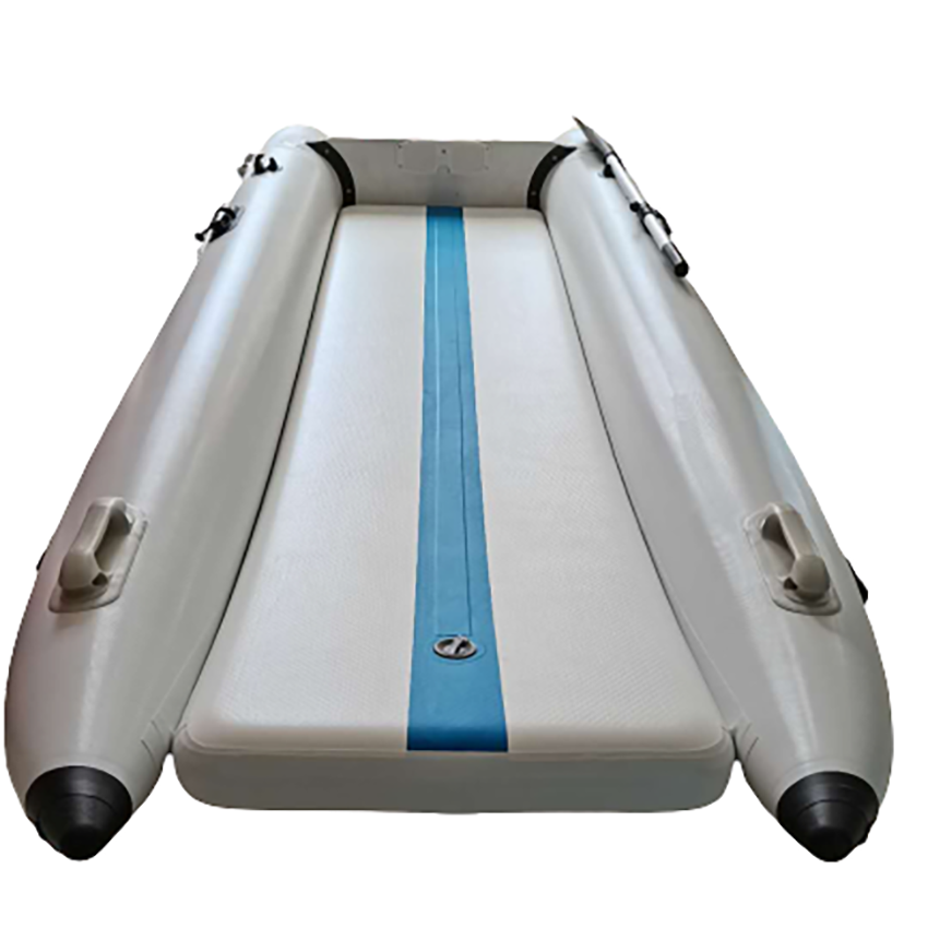 Manufacturers rigid inflatable foldable boats pvc for sale
