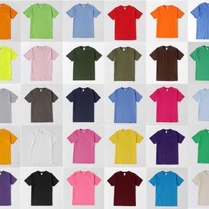 100% Cotton Fashion Wholesale Custom Sport T Shirt Men