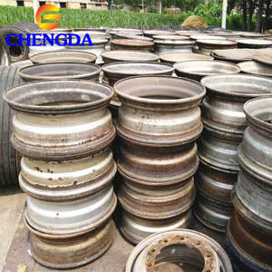 Trailer and Truck Steel Used Wheel Rim For Sale