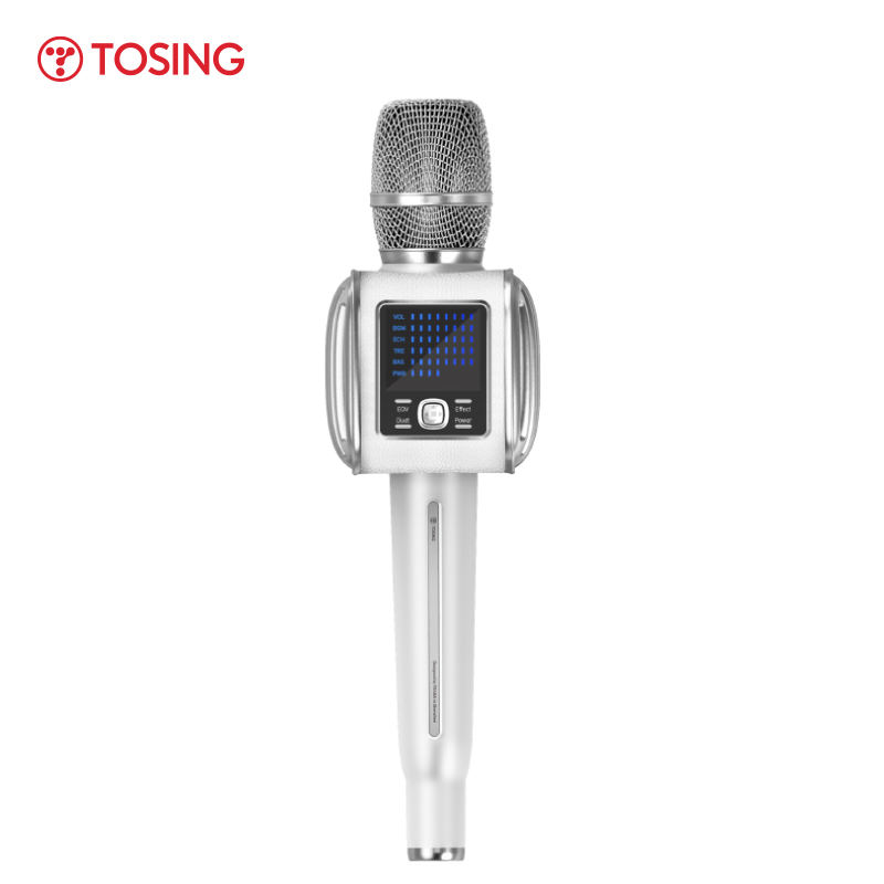 2021 New arrived Tosing G6 Wireless Karaoke Microphone with Speaker
