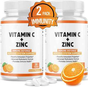 Private Label Vitamin C Chewable Tablets For Immune System Booster