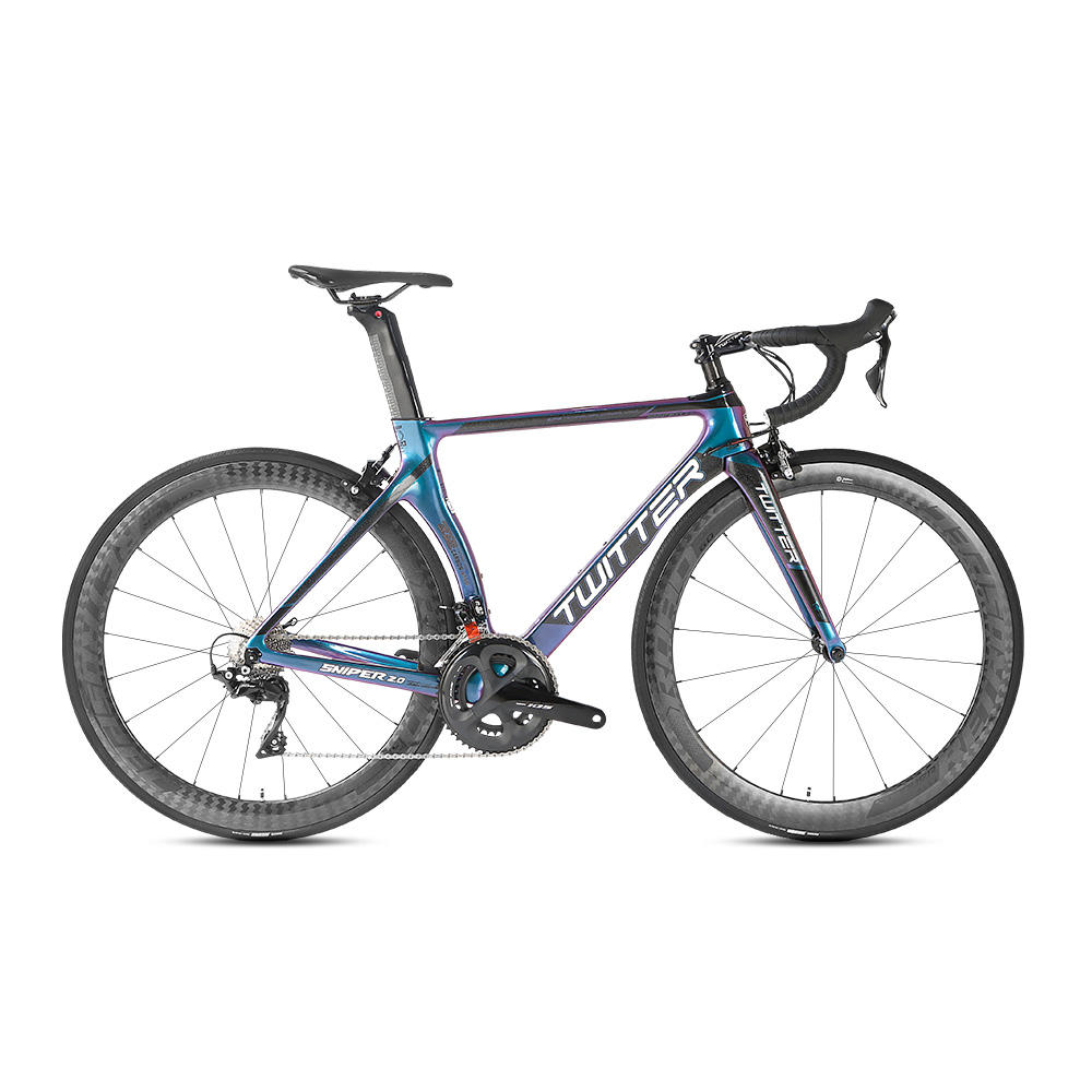 2019 Disc Carbon Road bike Complete Bicycle Carbon with SH1MANO groupset, 22 speed carbon bike