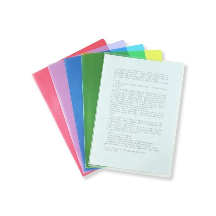 Wholesale Customized Offer Business Conference Report File Cover Folder Stationery Products Management File Clear File