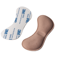JIANHUI Heel Cushion Pads Heel Shoe Sponge Grips Liner Self-Adhesive Shoe Insoles Foot Care Protector