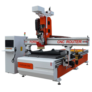 1325 Wood Milling Machine Wood Acrylic Milling Machine Woodworking 4*8ft CNC Router Machine 1300x2500mm