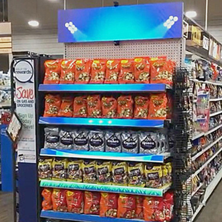 P1.5 Supermarket Cob Shelf LED Display