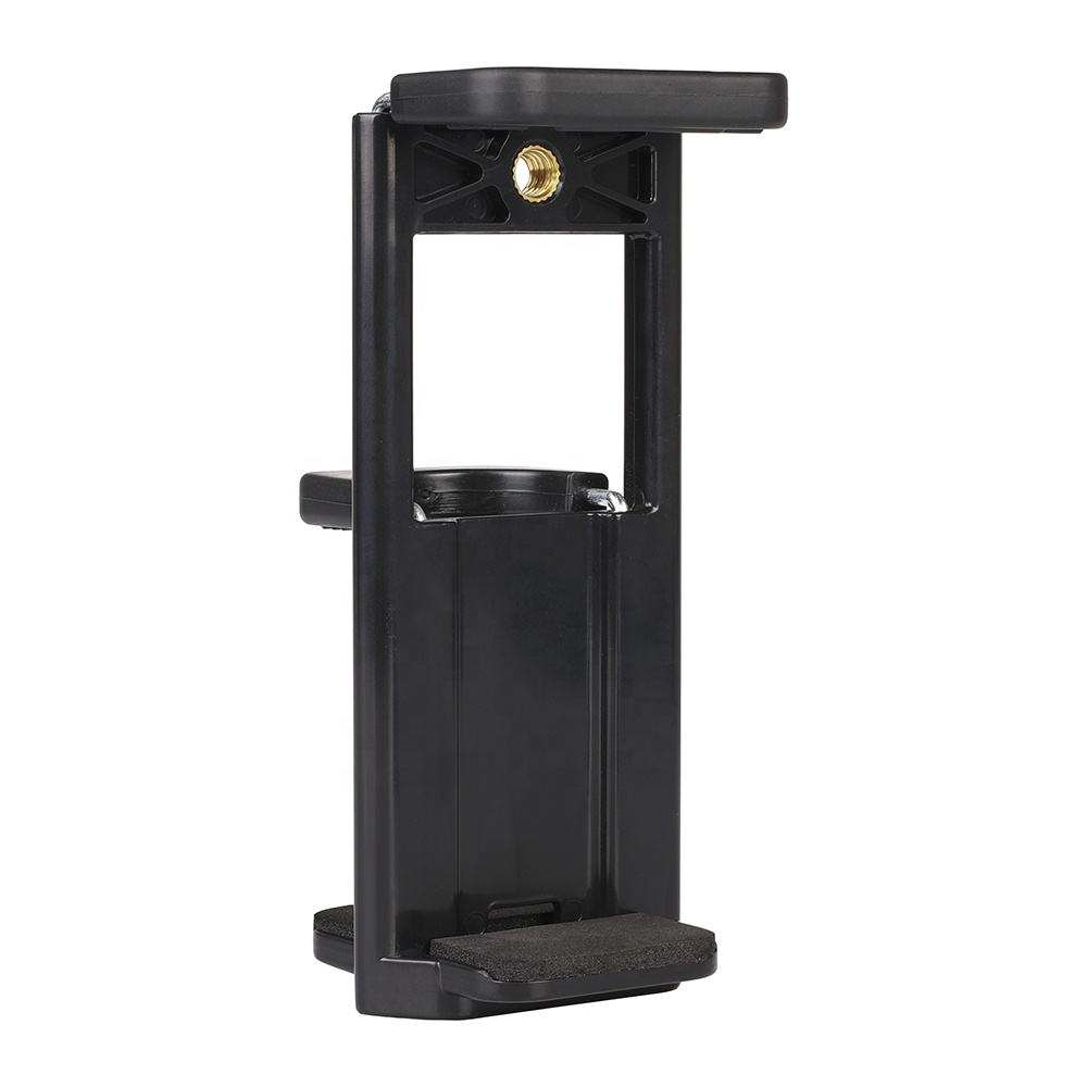 Wholesale Tripod Mount Mobile Phone Clip Holder Tablet Holder ipads Clip for iPads mini Pro XiaomiHuawei SamsungS