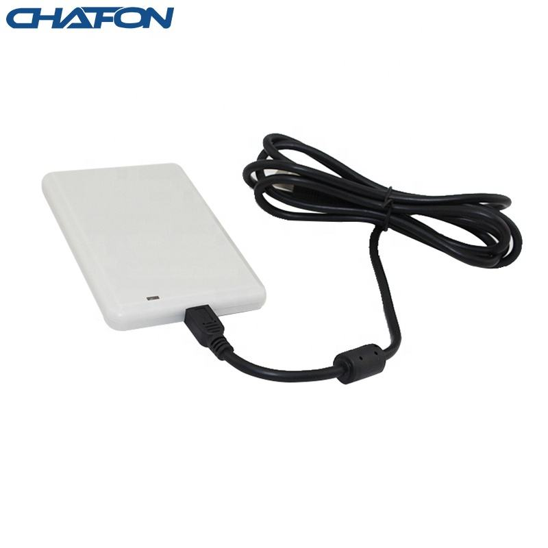CHAFON with free software CF-RU5102 UHF RFID desktop reader writer USB interface