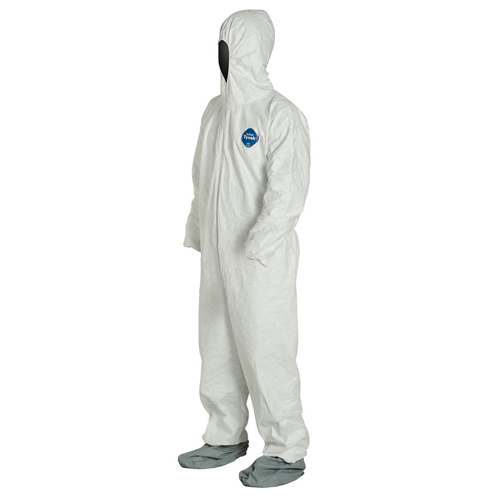 TYVEK 1443r disposable coverall material with large stock and cheap price