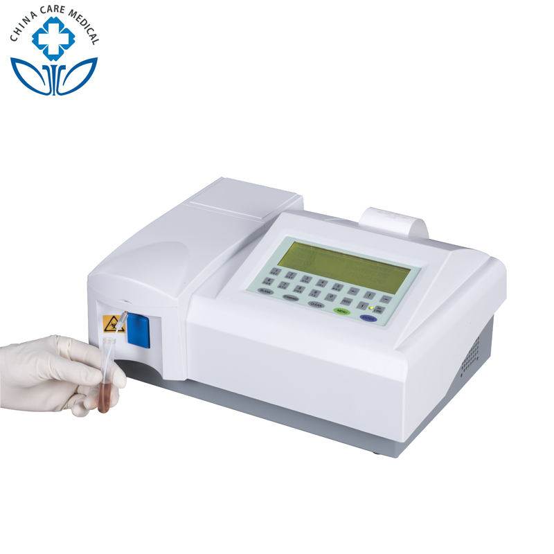 Semi Automated Laboratory Clinical Blood Biochemistry Chemistry Chemical Lab Equipment Analyzer Machine Manufacturers Price