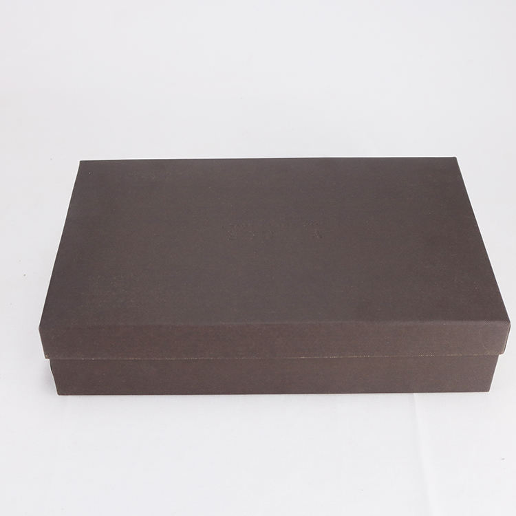 Customized wholesale brown velvet MDF small travel jewelry tray packaging box
