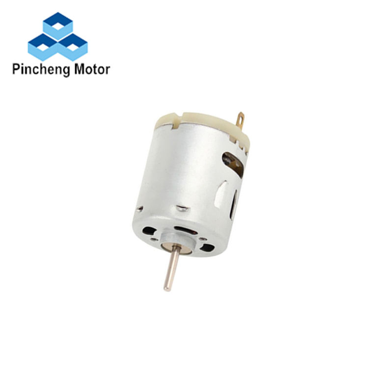 12V hHairdryer/eElectric Toys Car/Electric Shaver DC Motor Small Electric DC Motor for Household Appliance RS365