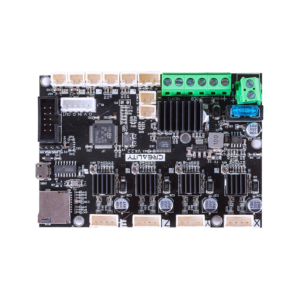 Creality Official 3D Printer Motherboard Ender-3/ Ender-3 Pro/ Ender-5 Mute Mainboard 3D Printer Parts