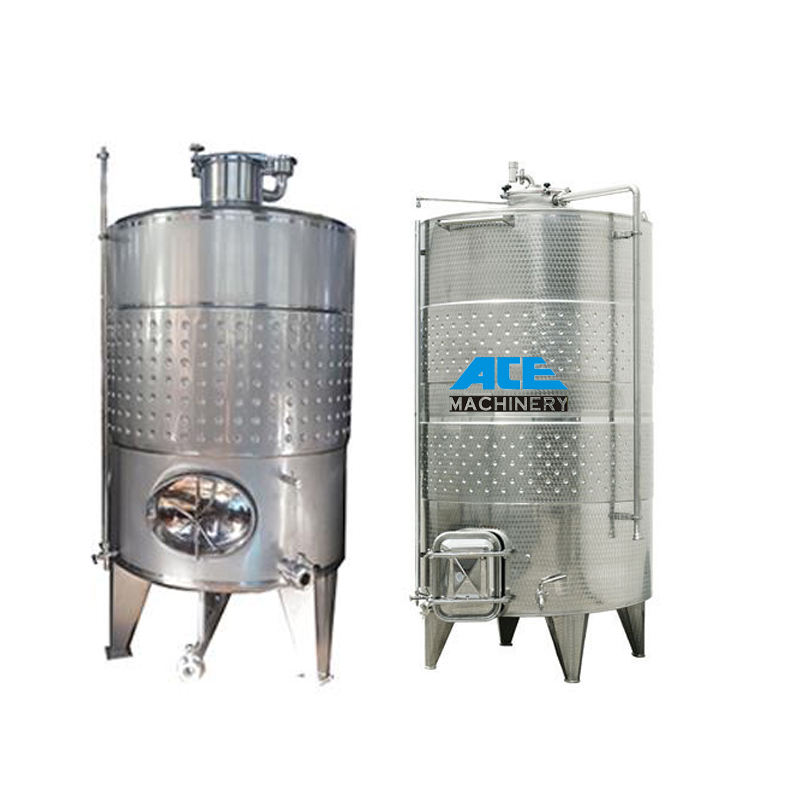 150L Stainless Conical Fermenter Mini Beer Brewing Equipment , Wine Fermentation Tank