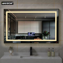 WAYBOM China Make Touch Screen Makeup Led Vanity Mirror With Lights