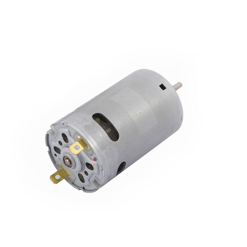 New Brand kinmore rs 555 dc wiper motor high torque 24 volt dc motor