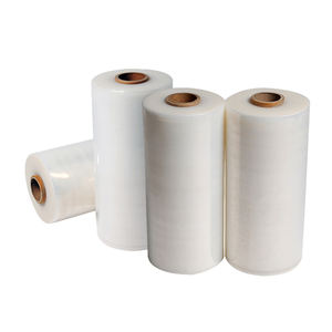 Customizable packaging lldpe 10-50micron 10/15/18/20/23/25/30 micron stretch film 17 micron