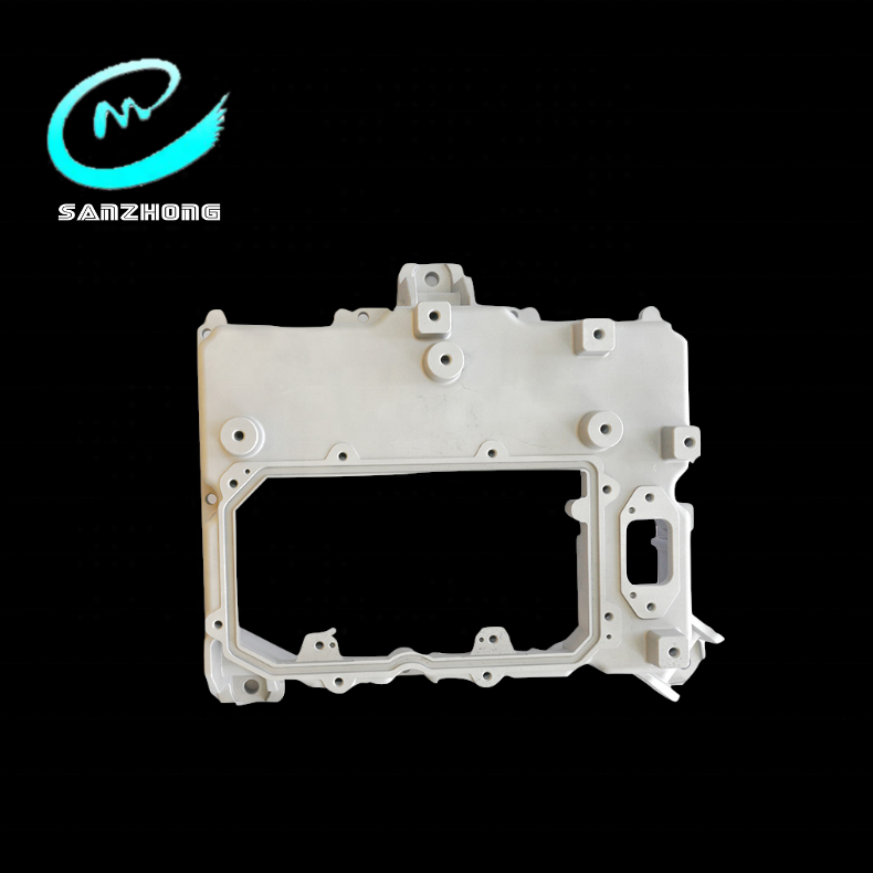 OEM agricultural machinery aluminum alloy holder die casting parts