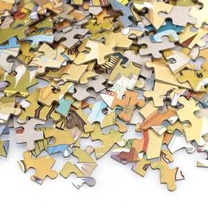 Made in China puzzle 1000 custom jigsaw