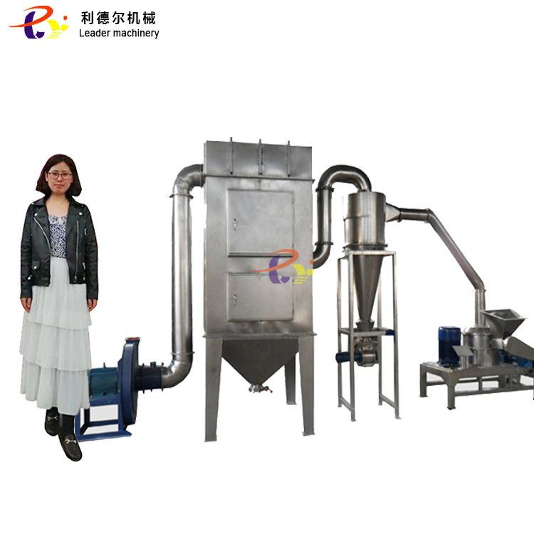 grinding mill machine fine powder crusherer dried ginger seasoning ultra fine pulverizer dried ginger
