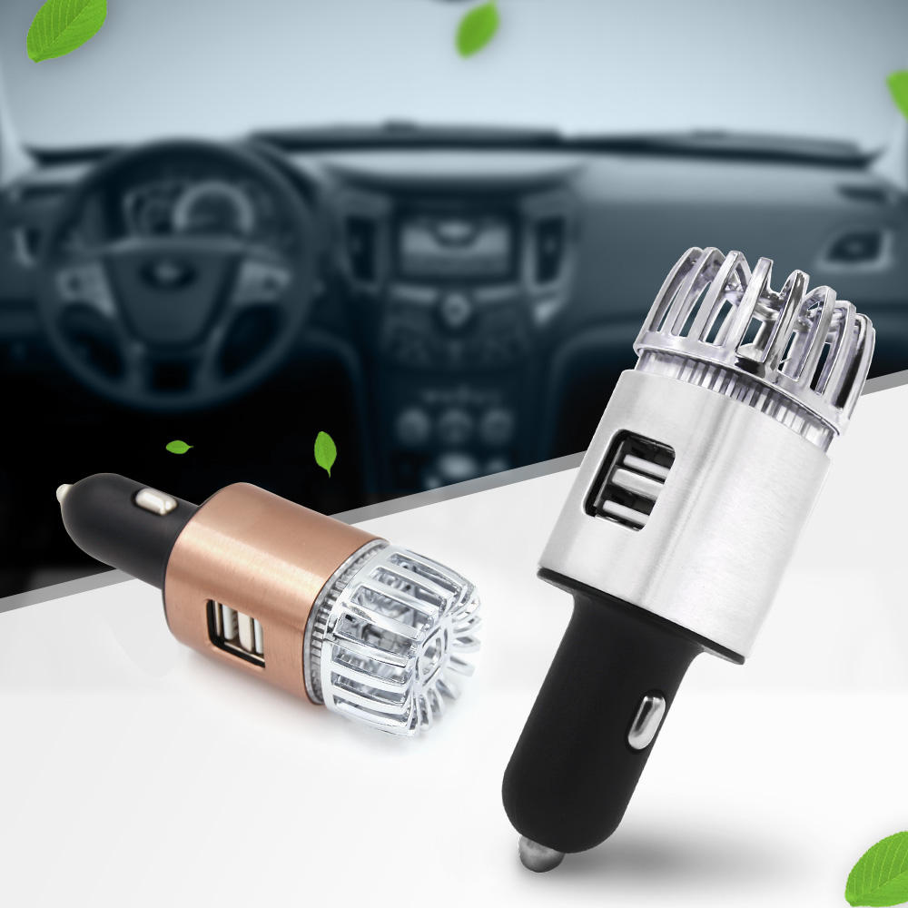 Latest Patented 2-in-1 Innovative 2019 Hot New Products (Car Air Purifier JO-6291)