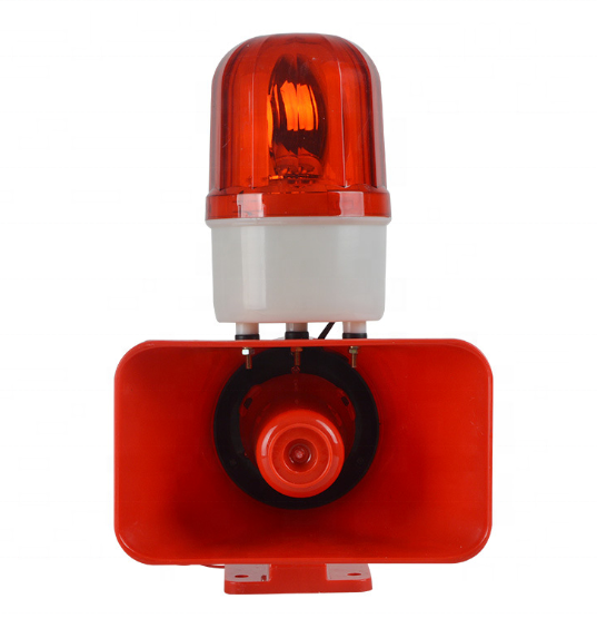 Industrial Integrated Electronic Buzzer Audible Alarm Horn