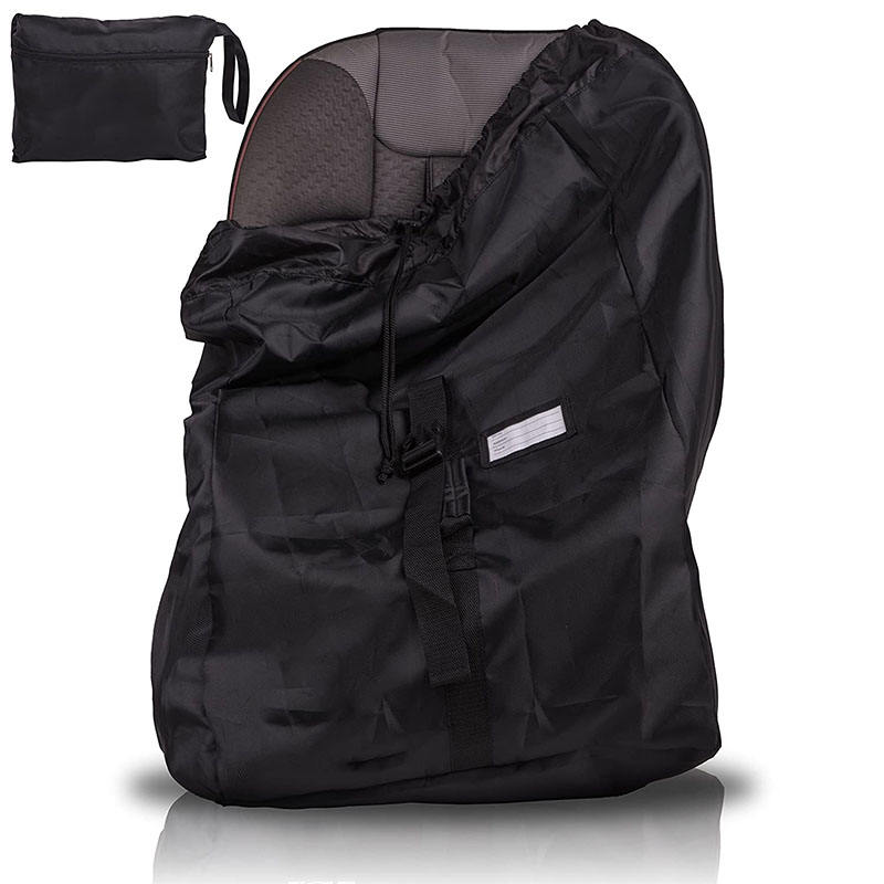 Car Seat Travel Bag Ultra Strong Gate Check Car seat Backpack Infant Carriers Bag