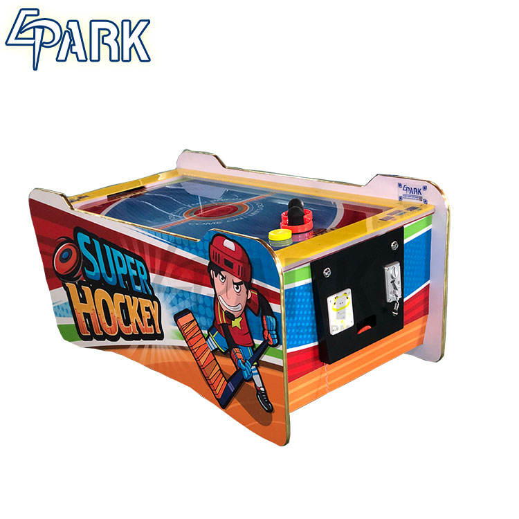 Super Hockey Table For Children Interactive Game Machine Air Hockey Redemption Arcade Machine