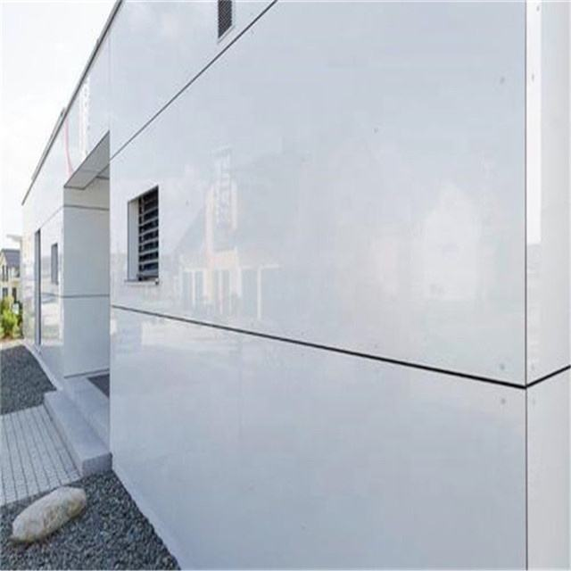 factory competitive price pure white alucobond panel price acm panel