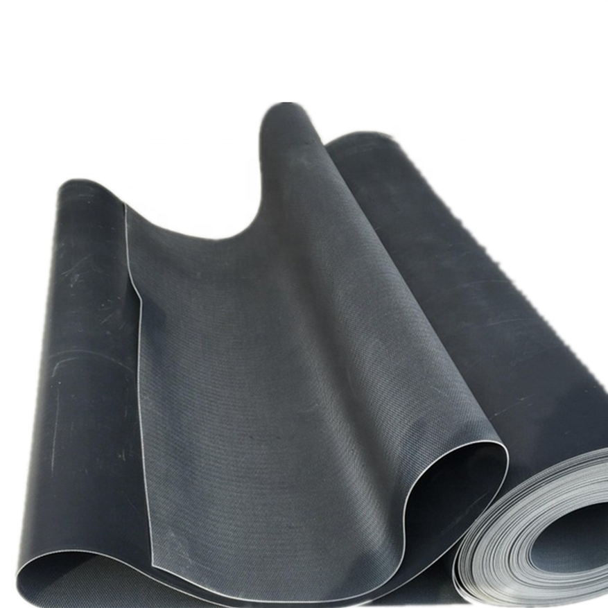 Price of 1m to 8m Wide Waterproof Membrane EPDM Rubber Pond Liner