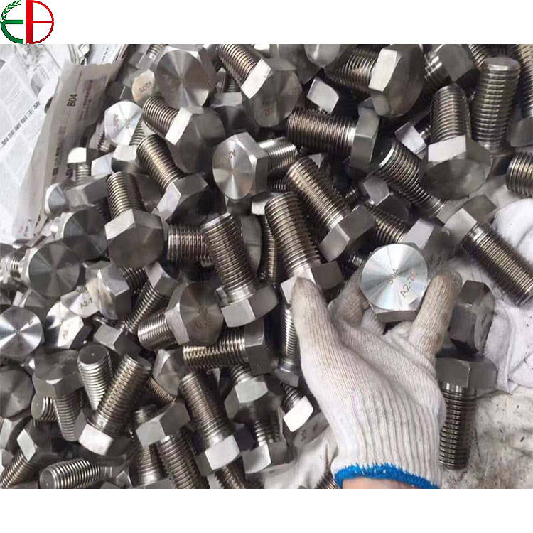 Stainless Steel Hex bolt /Fastener Bolt,Hardware Eye Bolts,Standard Size Hollow M40 Nut and Bolt EB572