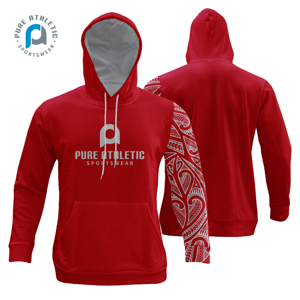 Pure Wholesale Custom Gym Sweatshirt Sports Hoodie Plain Oversize Pullover Fleece Polyester Hoodies for Men