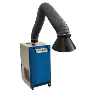 Portable laser cutting welding smoke eaters dust collector extractor