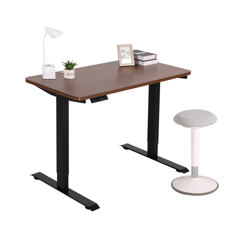Nate Chinese Factory Manufacturer Dual Motor Electric Standing Table Height Adjustable Desk Frame For Home Office