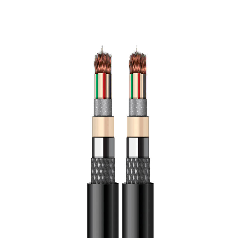 Lightweight Compacted Line Flexible Power Copper Cables For Outdoor and Indoor Installation