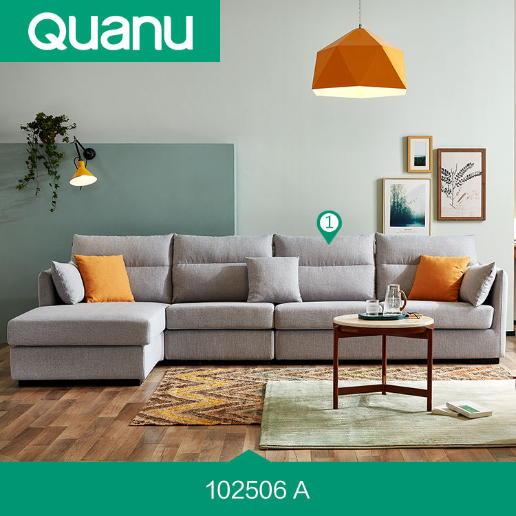 Furniture Factory Provided Living Room Sofas/Fabric Sofa set living room Furniture designs