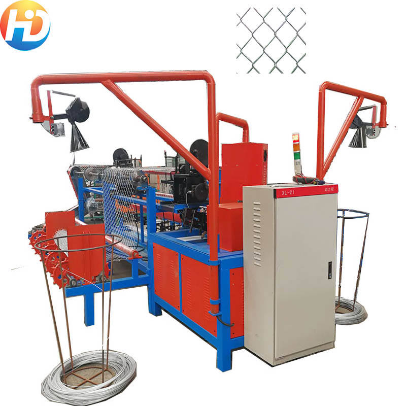 chain link fence machine for playground fence