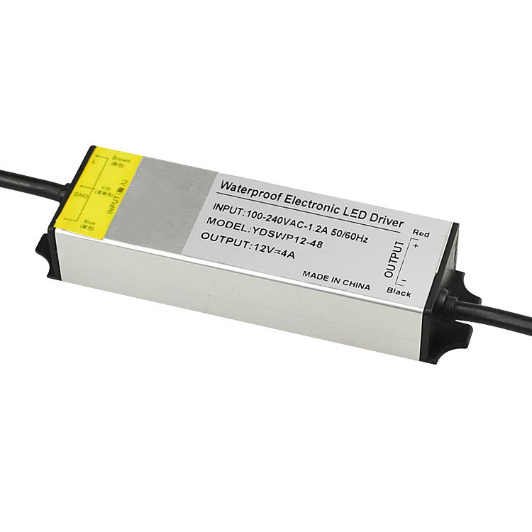 36W waterproof supply 12V 1A/2A/3A/4A/5A/8A outdoor LED power supply LED Driver