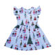 2019 Summer 0-16 Years Baby Girl Dress Child Skirt Frock Design Casual Cute Christmas Girls Party Dresses