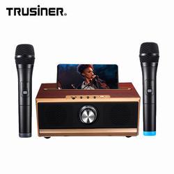 Latest Design Own Model Ktv Home Theatre Karaoke Speaker Wireless System with Bluetooth