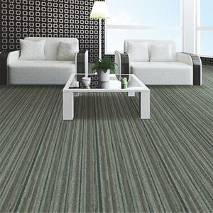 Haima carpet floor nylon woven loop pile tufted carpet