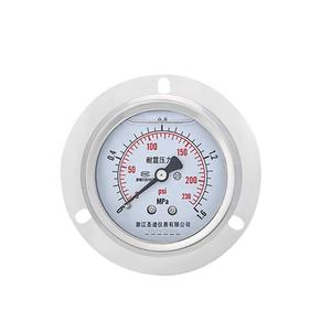 Pressure Gauge Axial 50mm Stainless Steel Pressure Gauge Manometer
